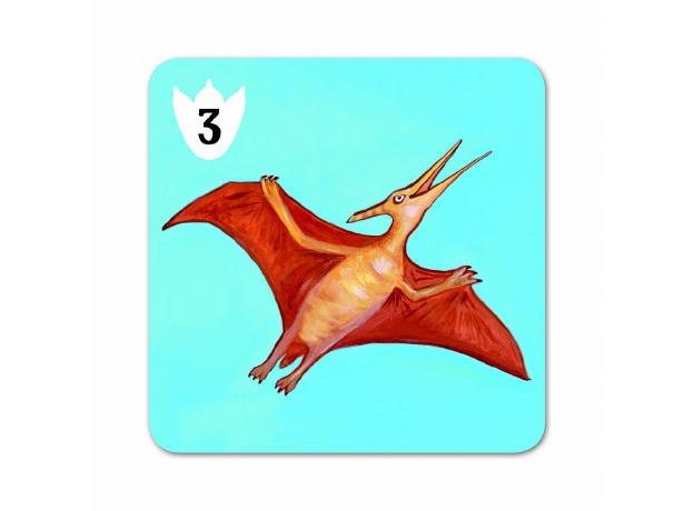 DJECO Детская наст.карт.игра Динозавры 05136, фото , изображение 3