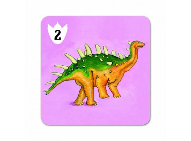DJECO Детская наст.карт.игра Динозавры 05136, фото , изображение 4