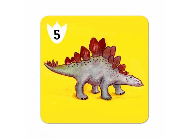 DJECO Детская наст.карт.игра Динозавры 05136, фото , изображение 5