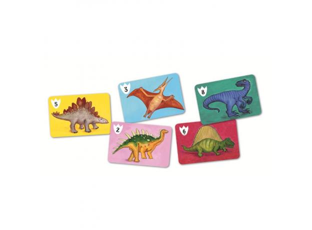 DJECO Детская наст.карт.игра Динозавры 05136, фото , изображение 6