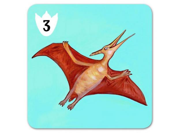 DJECO Детская наст.карт.игра Динозавры 05136, фото , изображение 8