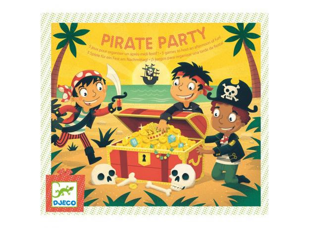 DJECO Игра настольная- Пираты 02095, фото , изображение 2