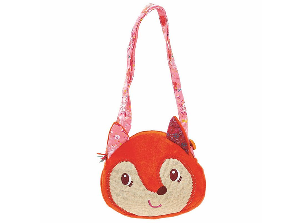 Мягкая сумочка через плечо Lilliputiens «Лиса Алиса», фото