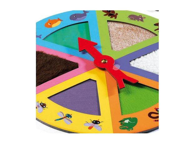 DJECO Игра Тактильное лото Ферма 08136, фото , изображение 4