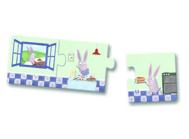 DJECO Настольная игра Истории 08149, фото , изображение 2
