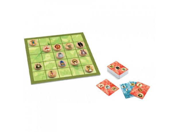 DJECO Настольная игра Анимо 08446, фото , изображение 3