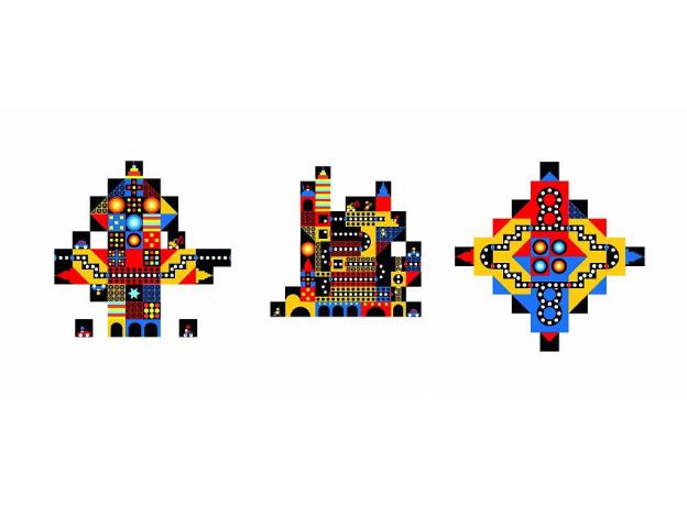 DJECO Пазл-аниматор Город 05611, фото , изображение 2