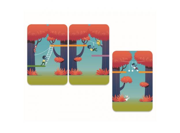 DJECO Наст.карт. игра Лесное приключение 05180, фото , изображение 2