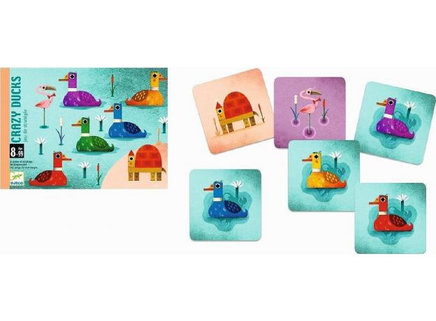 DJECO Настольная игра -   Безумные утки, фото , изображение 3