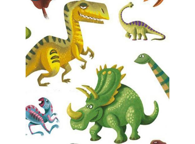 DJECO Наклейки Динозавры 08843, фото , изображение 2