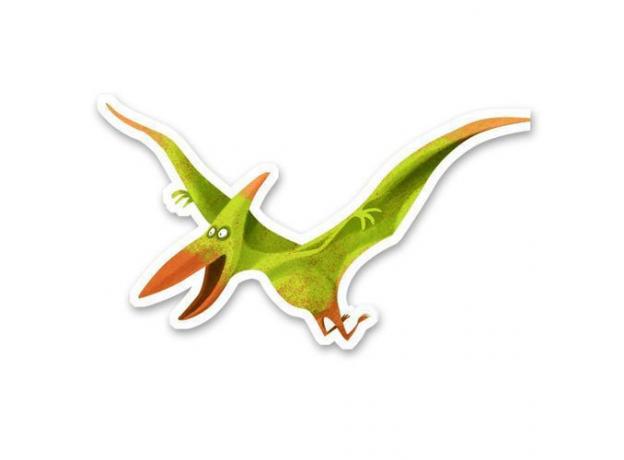 DJECO Наклейки Динозавры 08843, фото , изображение 3