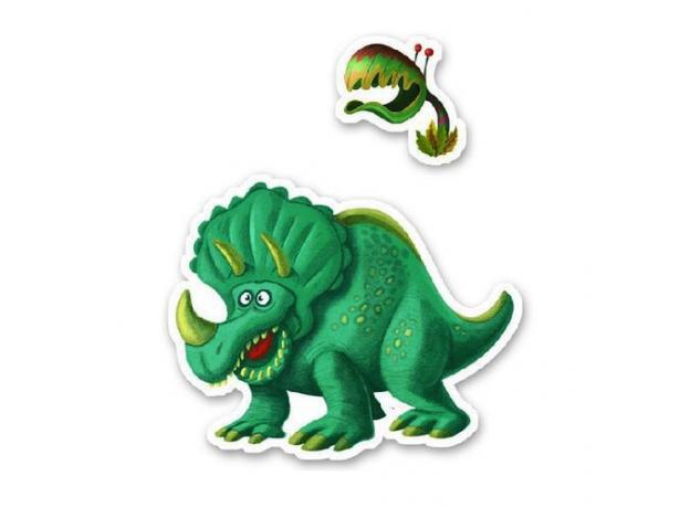 DJECO Наклейки Динозавры 08843, фото , изображение 4