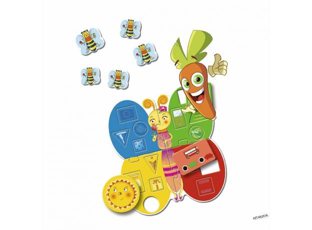 R42418 Обучающая игра ЛАБОРАТОРИЯ 20 ИГР с интерактивной Морковкой, фото , изображение 7