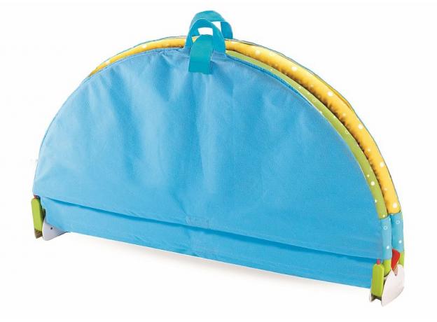 Развивающий коврик Yookidoo «Мои друзья»; круглый с дугами, фото , изображение 3