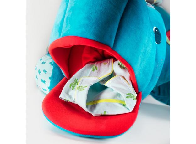 Развивающая игрушка Lilliputiens «Носорог Мариус»; большая, фото , изображение 3