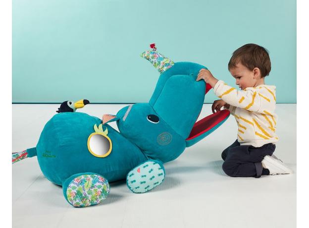 Развивающая игрушка Lilliputiens «Носорог Мариус»; большая, фото , изображение 5