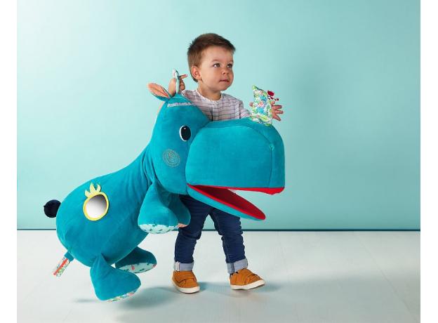 Развивающая игрушка Lilliputiens «Носорог Мариус»; большая, фото , изображение 6