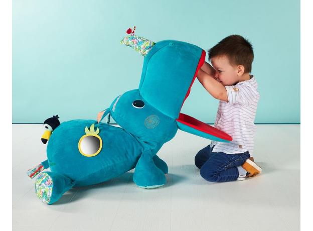 Развивающая игрушка Lilliputiens «Носорог Мариус»; большая, фото , изображение 7