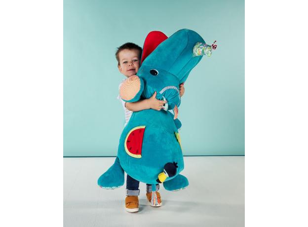Развивающая игрушка Lilliputiens «Носорог Мариус»; большая, фото , изображение 8