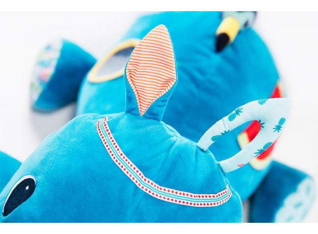 Развивающая игрушка Lilliputiens «Носорог Мариус»; большая, фото , изображение 11