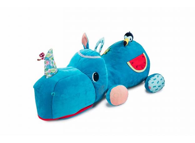 Развивающая игрушка Lilliputiens «Носорог Мариус»; большая, фото