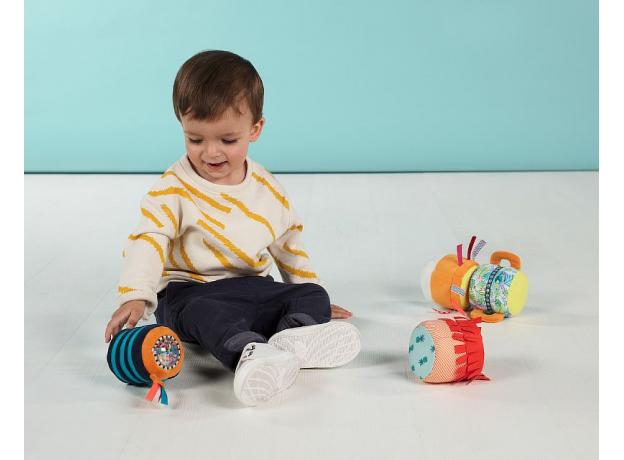 Многофункциональная игрушка Lilliputiens «Лев Джек», фото , изображение 3