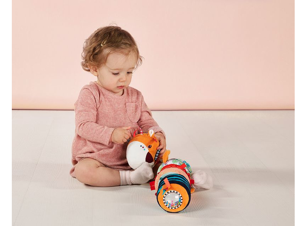 Многофункциональная игрушка Lilliputiens «Лев Джек», фото , изображение 6