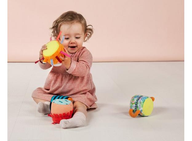 Многофункциональная игрушка Lilliputiens «Лев Джек», фото , изображение 8