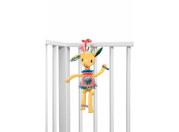 Развивающая игрушка Lilliputiens «Жирафик Зиа», фото , изображение 3
