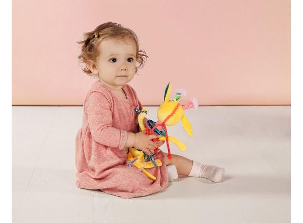 Развивающая игрушка Lilliputiens «Жирафик Зиа», фото , изображение 4