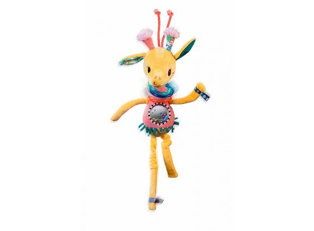 Развивающая игрушка Lilliputiens «Жирафик Зиа», фото