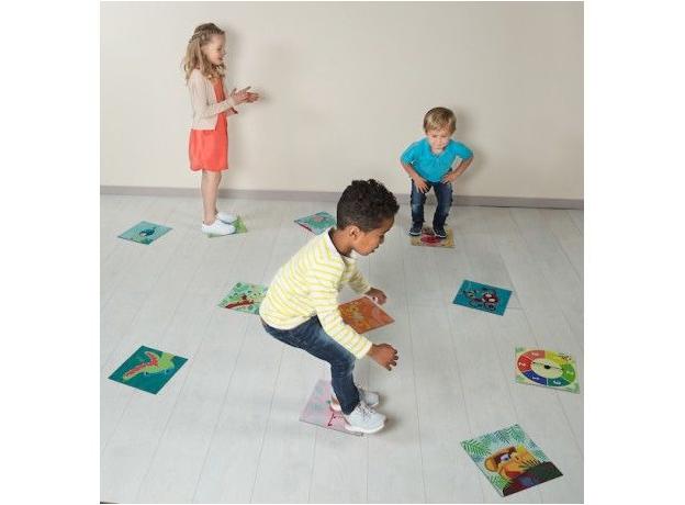 Игра Lilliputiens «Гонка по джунглям», фото , изображение 2
