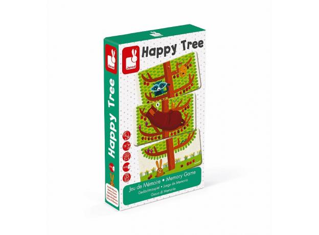 Игра настольная Janod «Счастливое дерево», фото , изображение 2