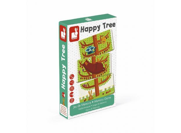 Игра настольная Janod «Счастливое дерево», фото , изображение 3