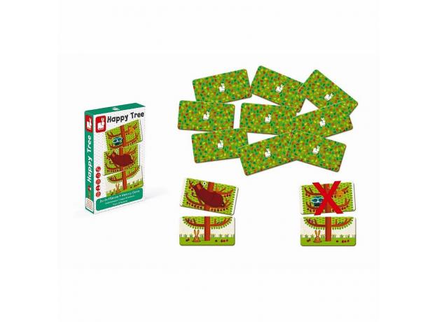 Игра настольная Janod «Счастливое дерево», фото , изображение 4