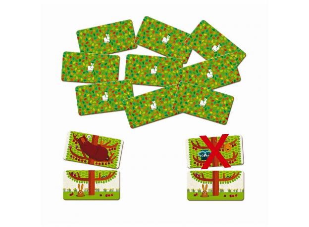 Игра настольная Janod «Счастливое дерево», фото , изображение 5