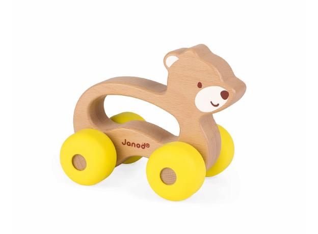 Каталка для малышей Janod «Медвежонок», фото