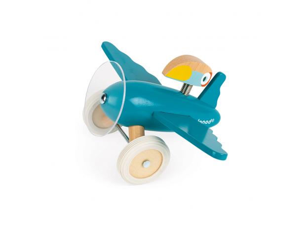 Каталка-самолет для малышей Janod «Диего», фото , изображение 3