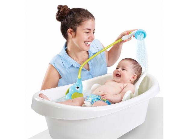 Игрушка для ванны Yookidoo душ «Слоненок»; голубой, фото , изображение 4