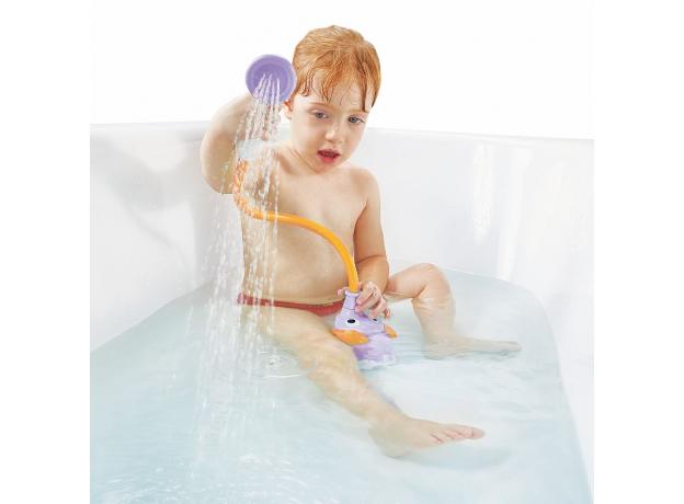 Игрушка для ванны Yookidoo душ «Слоненок»; фиолетовый, фото , изображение 7