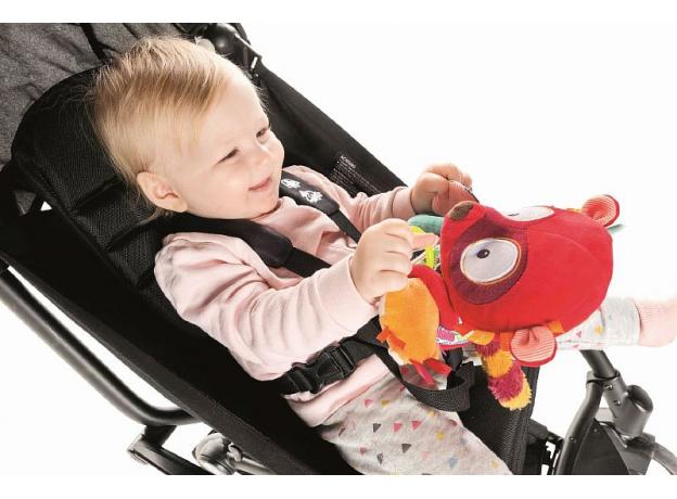 Развивающая игрушка Lilliputiens «Лемур Джордж» на липучке, фото , изображение 6