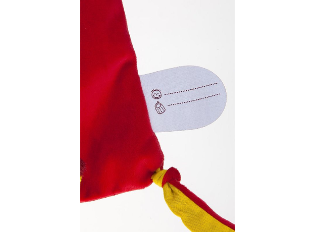 Игрушка-обнимашка Lilliputiens «Лемур Джордж»; подарочная коробка, фото , изображение 2