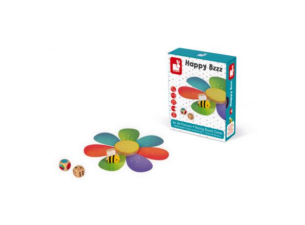 Игра настольная Janod «Счастливая пчелка», фото , изображение 2