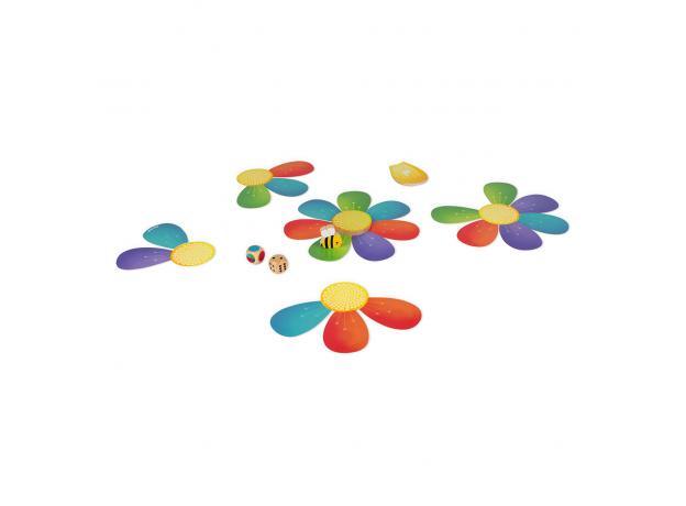 Игра настольная Janod «Счастливая пчелка», фото , изображение 6