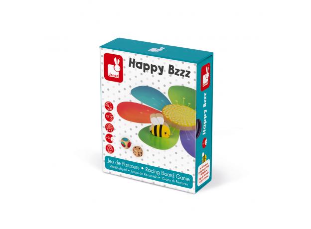 Игра настольная Janod «Счастливая пчелка», фото , изображение 7