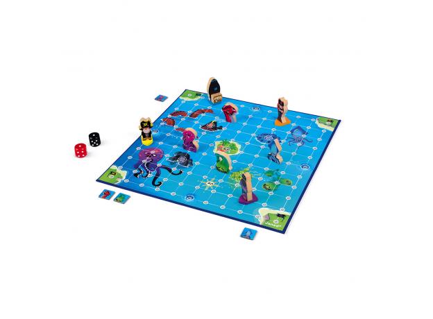 Игра настольная Janod «Пиратские сокровища», фото , изображение 3