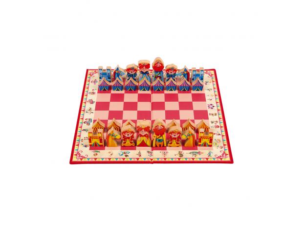 Настольная игра Janod шахматы «Луна-парк», фото , изображение 3