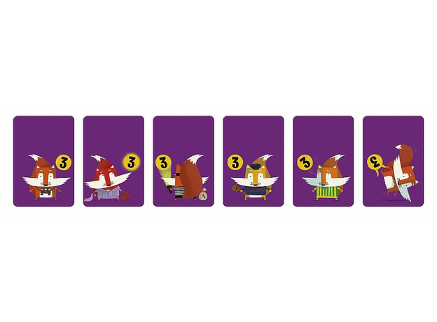 Настольная игра Janod «Битва», фото , изображение 4