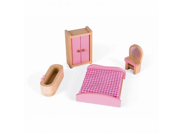 Домик кукольный Janod с мебелью «Мадемуазель», фото , изображение 10
