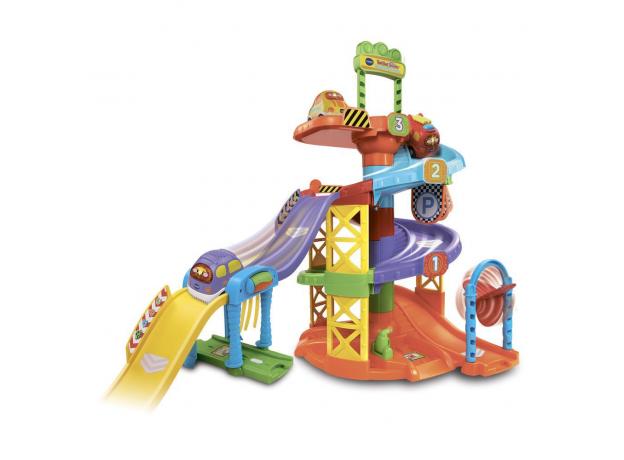VTECH Парковочная башня серии Бип-Бип Toot-Toot Drivers 80-152766, фото